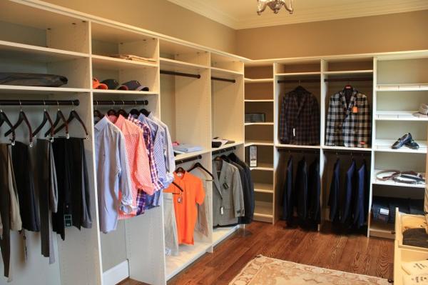 2017 Closet Interior Design