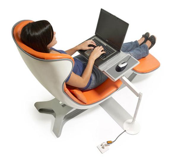 Ergonomic furniture design design ideas and photos for Chair design ergonomics