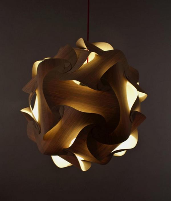 Futuristic and various table lamp design / FresHOUZ.com