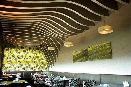 Modern Ceiling Design For The Office FresHOUZcom