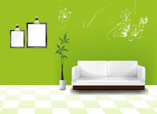 Interior Design By Vector