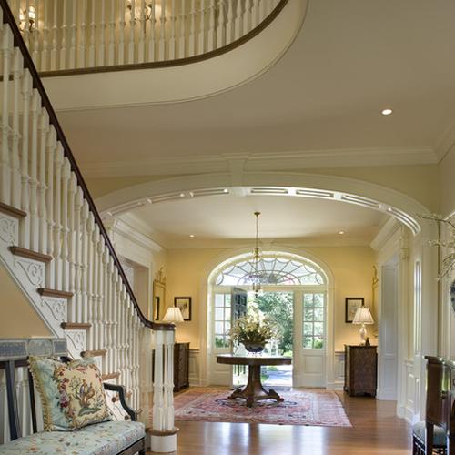 Luxury Foyer Interior Design: How To Build Modern Foyer Design / Home Design Ideas And