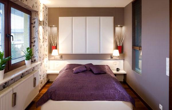 15 Modern & Minimalist Bedroom Interior Design-10