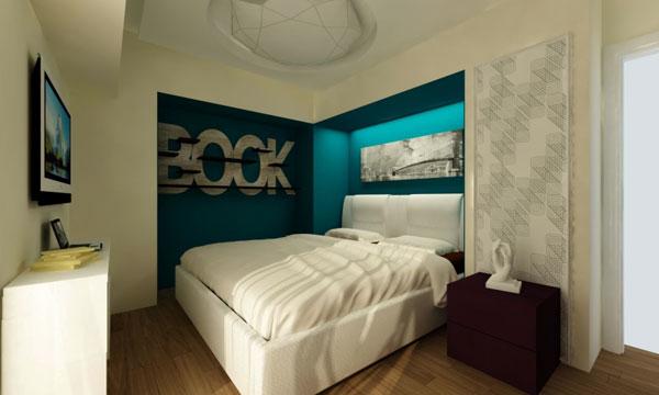15 Modern & Minimalist Bedroom Interior Design-14