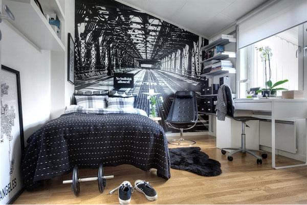 15 Modern & Minimalist Bedroom Interior Design-5