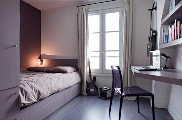 15 Modern & Minimalist Bedroom Interior Design-8