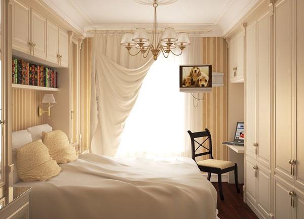 15 Modern & Minimalist Bedroom Interior Design-9