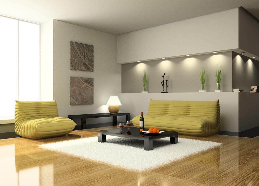Living Room Design Ideas That Has Classic Minimalist Nuance Freshouz