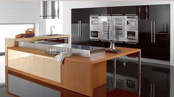 innovative  functional kitchen set design / home design ideas and,Modern Kitchen Sets,Kitchen ideas