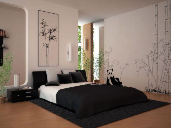 Minimalist & Modern Bedroom Design Inspiration Ideas-10