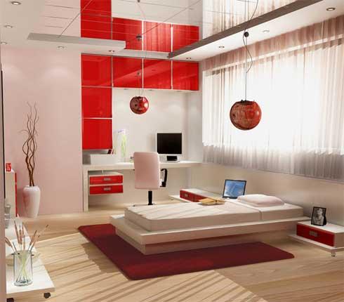 Minimalist & Modern Bedroom Design Inspiration Ideas-4