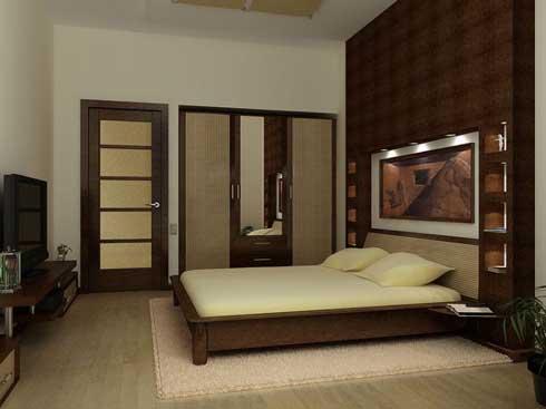 Minimalist & Modern Bedroom Design Inspiration Ideas-5