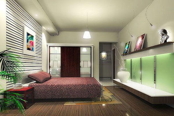 Minimalist & Modern Bedroom Design Inspiration Ideas-8