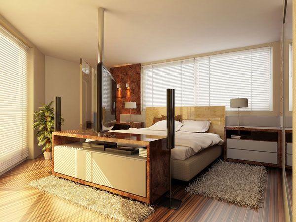 Minimalist & Modern Bedroom Design Inspiration Ideas-9