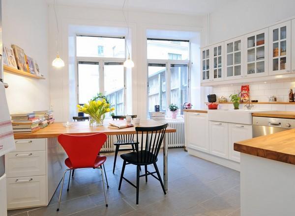 15 Stunning & Beautiful Kitchen Design Inspiration-1
