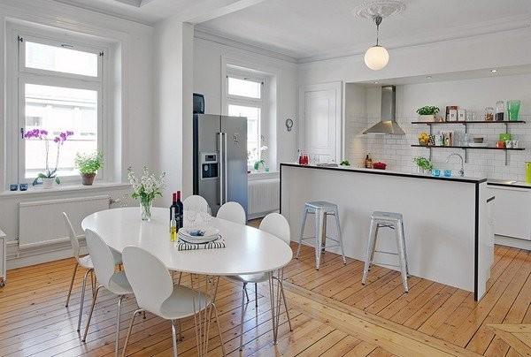 15 Stunning & Beautiful Kitchen Design Inspiration-10