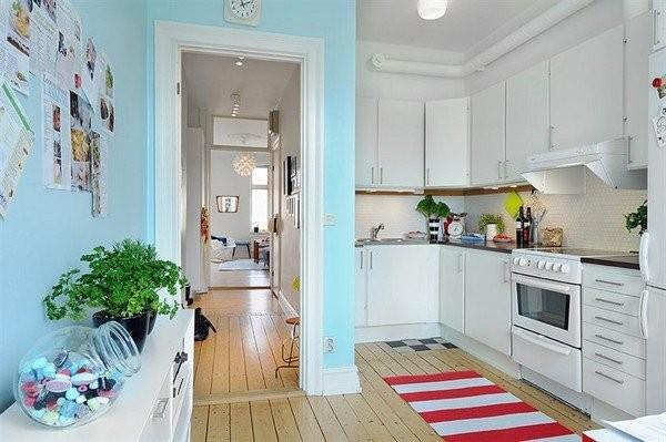 15 Stunning & Beautiful Kitchen Design Inspiration-11