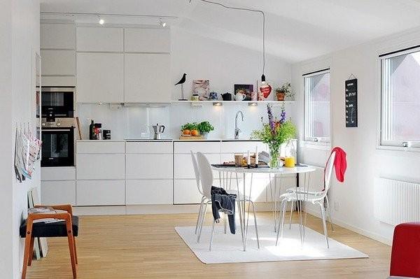 15 Stunning & Beautiful Kitchen Design Inspiration-14