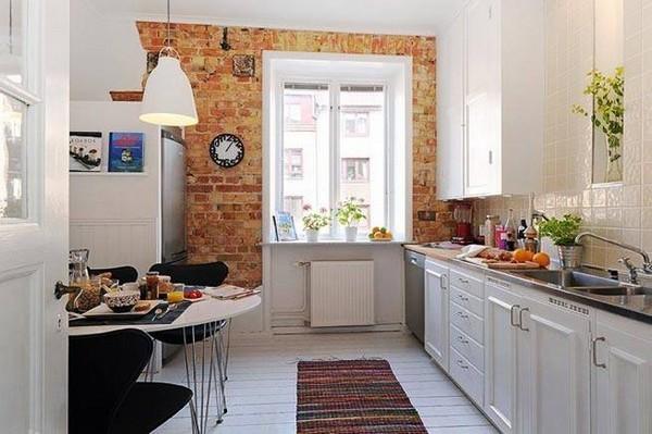 15 Stunning & Beautiful Kitchen Design Inspiration-2