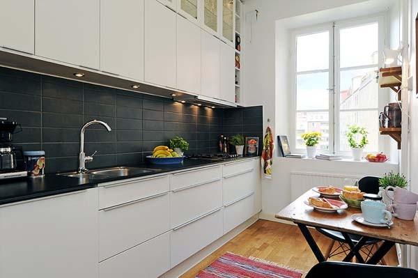 15 Stunning & Beautiful Kitchen Design Inspiration-3