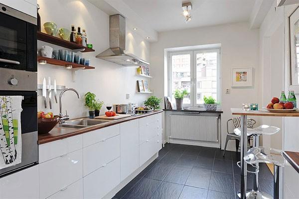 15 Stunning & Beautiful Kitchen Design Inspiration-6