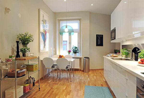 15 Stunning & Beautiful Kitchen Design Inspiration-7