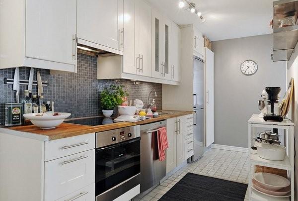 15 Stunning & Beautiful Kitchen Design Inspiration-8