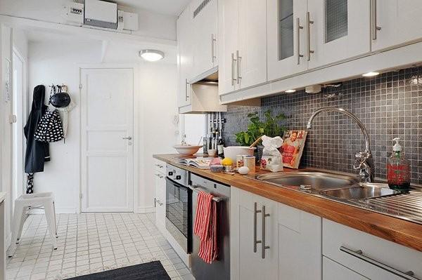 15 Stunning & Beautiful Kitchen Design Inspiration-9