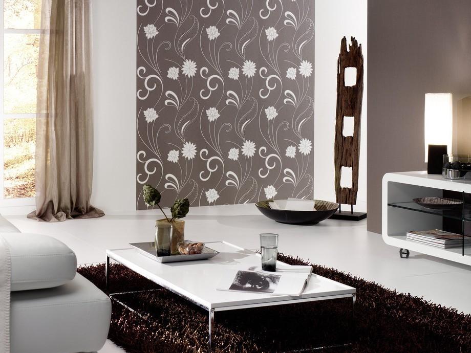 modern living room wallpaper design ideas freshouz