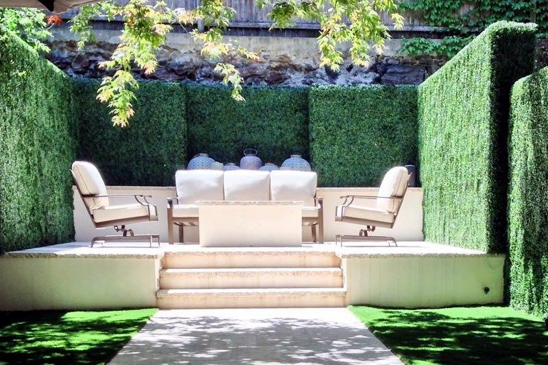 7 Ways to Make Your Private Yard Ideas / FresHOUZ.com