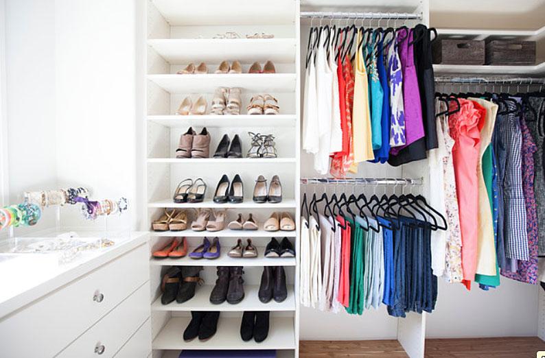 10 Creative Ways to Add Wardrobe Storage to your Home-1