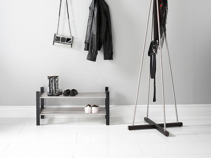 Empty Wall as Wardrobe Storage 10 Creative Ways to Add Wardrobe Storage to your Home