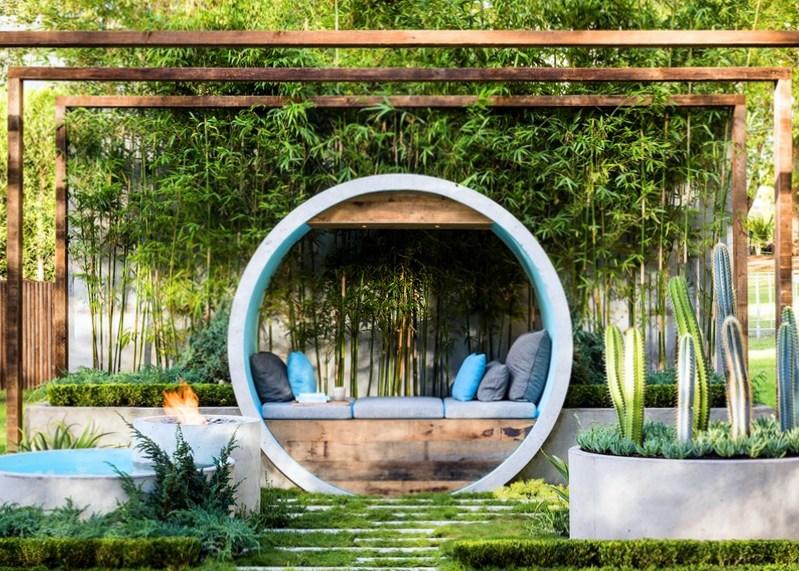 Add Zen on your Garden
