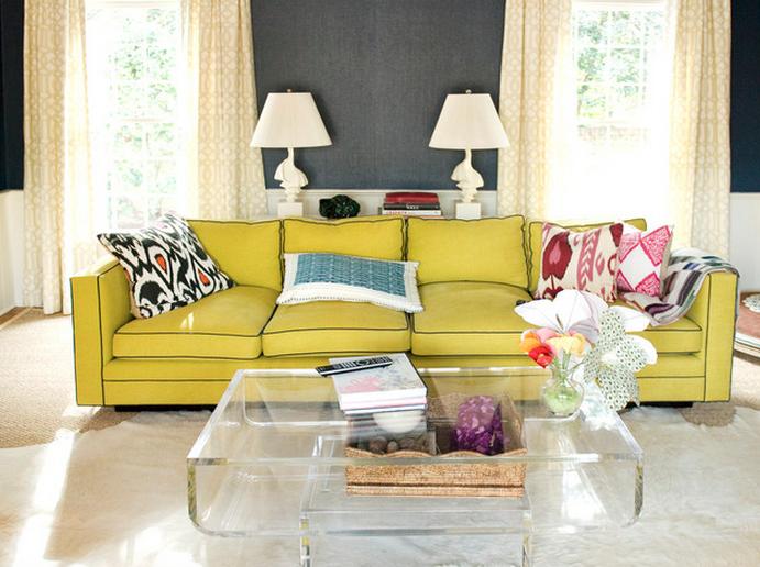 Creative Living Room Centerpiece Ideas-1