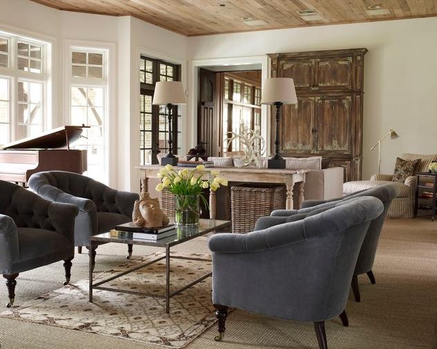Creative Living Room Centerpiece Ideas-3