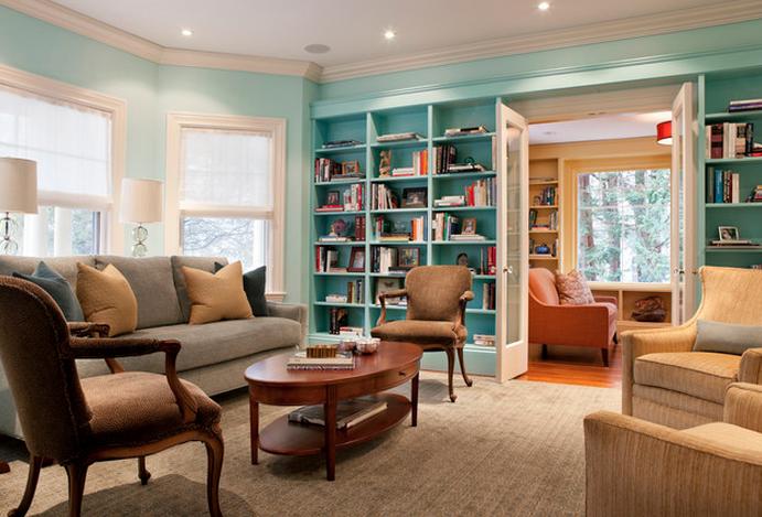 Creative Living Room Centerpiece Ideas-5