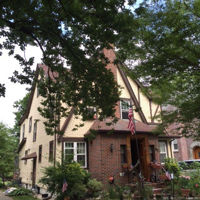 Donald Thrump Childhood House