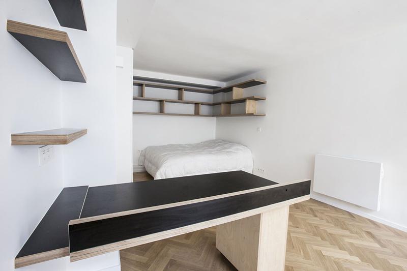Appartement quatre