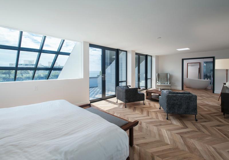 Rockwell sunset, bedroom design