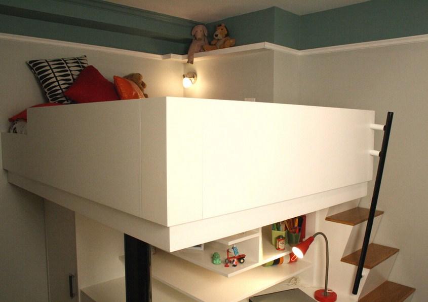 Child's Loft Kids Room