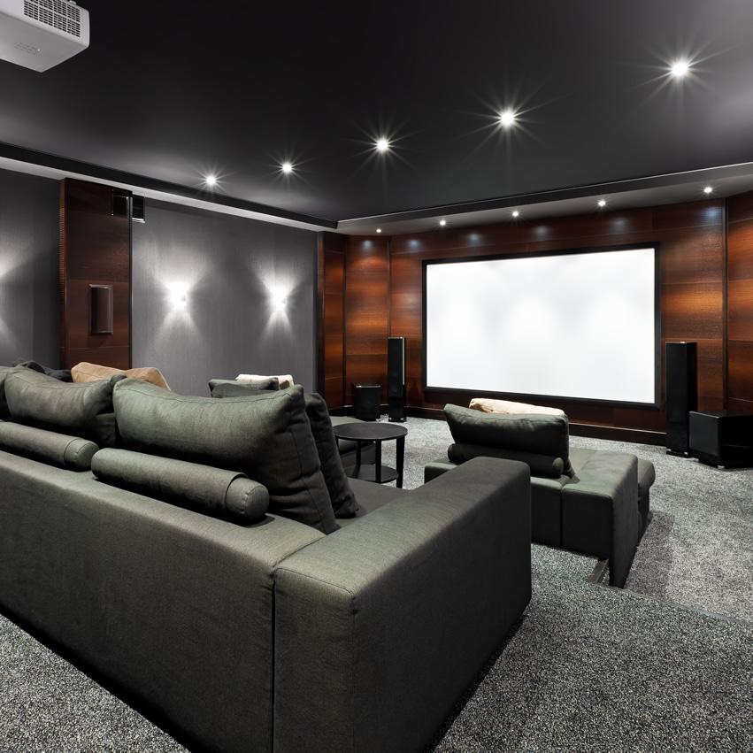 Cinemas Home Design