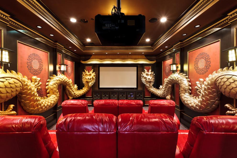 Dragon Home Theater Design