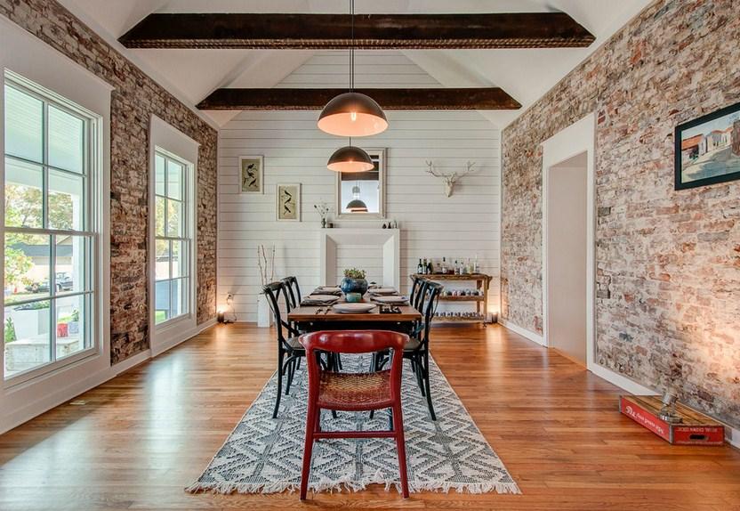 Genty Ave Renovation Dining Room