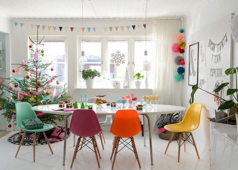 Jul Hos Christine Dining Room