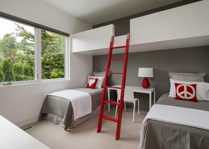 Madrona Kids Room Design