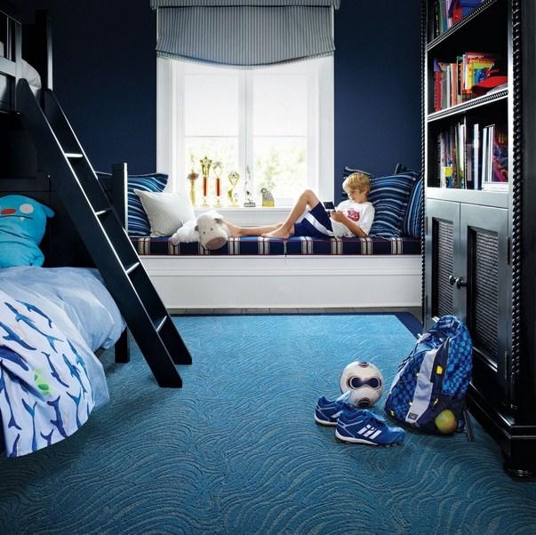 Making Waves Kids Room