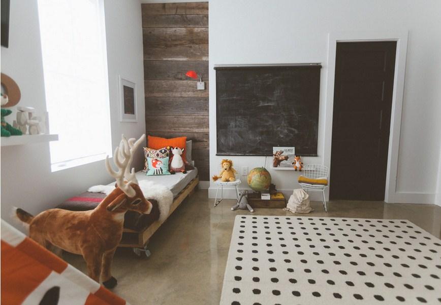 Modern Farmhouse Kids Room