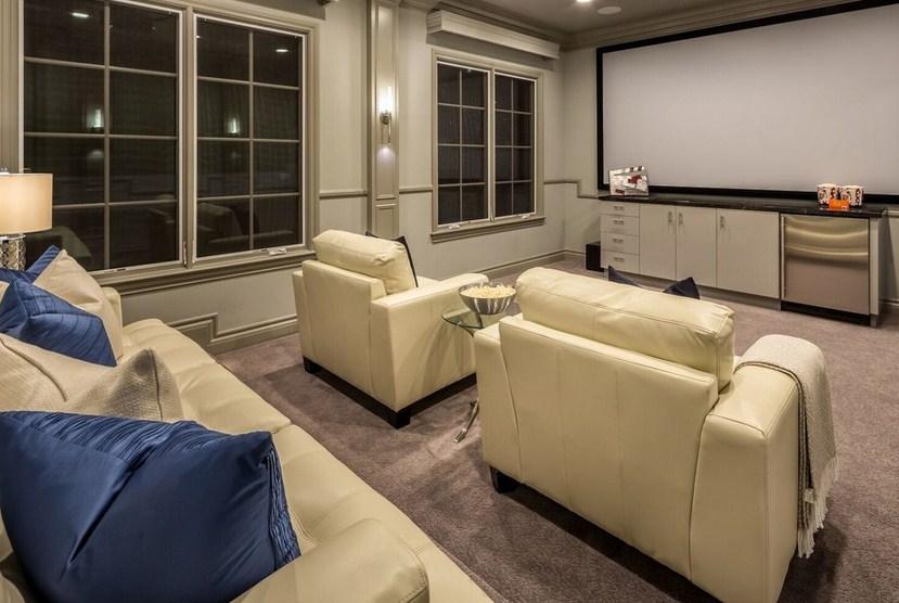 ReMax Premier California Home Theater