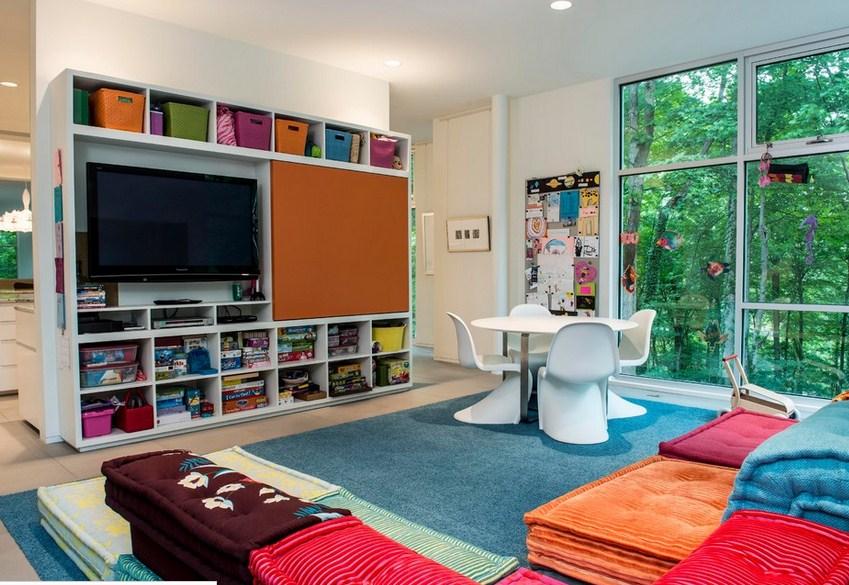 Scenic Kids Room