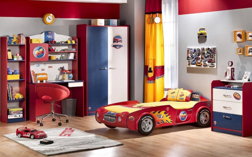 Speedy Kids Room